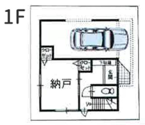 1階間取り