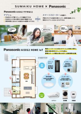 IoT住宅見学会 ウラ